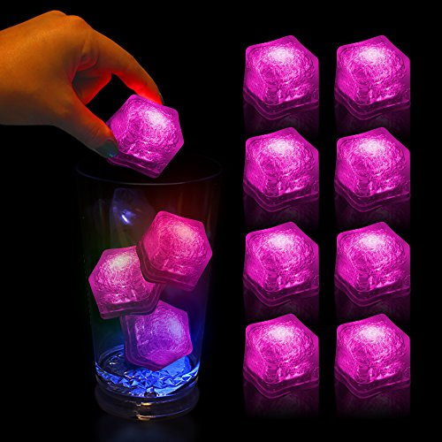 LED Ice Cubes12 Pack