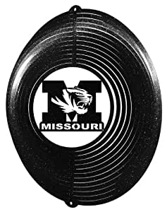 Missouri Tigers círculo Swirly Metal Wind Spinner