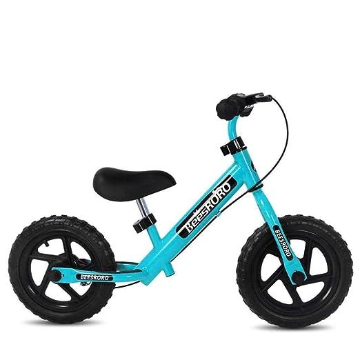 MODELSS Balance for niños, Andador, Bicicleta sin Pedal ...