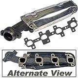 APDTY 785951 Exhaust Manifold Kit w/ Heat Shield, Hardwar...