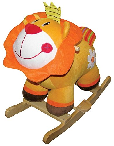 Charm Company Larry Lion Rocker Ride -