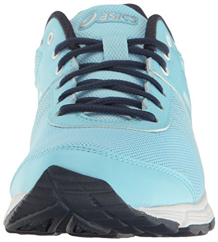 Asics Womens Gel-quickwalk 3 Scarpa Da Passeggio Blu Pallido / Bianco / Argento