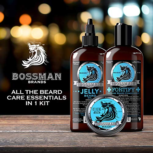 Buy products for beard care