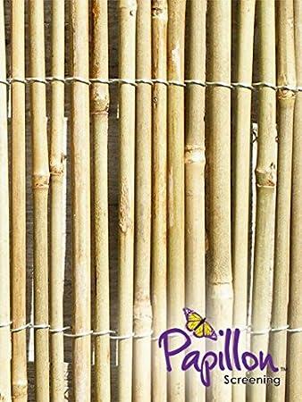 Fabulous Amazon.de: Sichtschutz, Bambus, 4 m, Rollen 1, 2 m hoch QW12