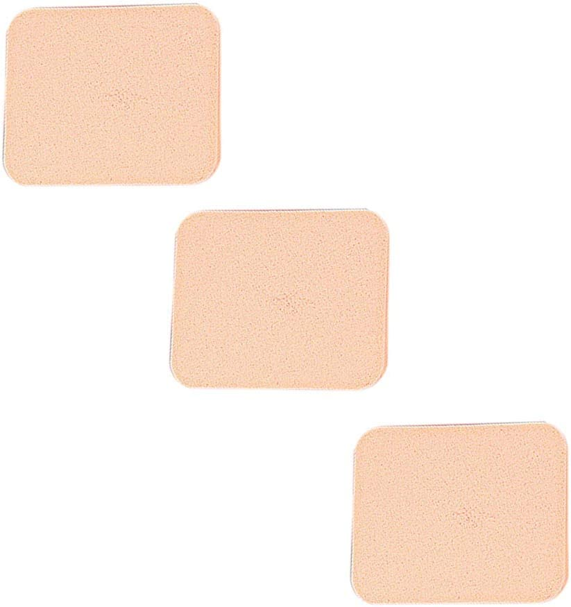 Yonger Professional Cosmetic Puff Makeup Sponge 3PCS Square Concealer Foundation Liquid Sponge Tool