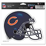 NFL Chicago Bears 16765031 Multi-Use Colored Decal, 5″ x 6″