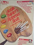 Acrylic Painter's Reference Book, Susan A. Bentley, 0941284654