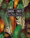 Promotion only $8.99 => $7.992020-2021 Two Year Planner : 2020-2021 Monthly Planner Calendar | Jan 2020 - Dec 2021 | Feather Cover 24 Months Agenda Planner with Holiday | Personal Appointment ( Size 8.5x11 , Jan 2020 to Dec 2021 )This two year mon...