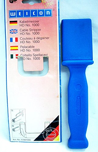 Automotive Professional Heavy-Duty Cable Stripper Knife for Isolation Stripping - Germany by Jokari (Image #3)