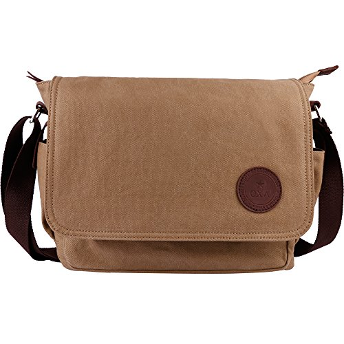 Side Shoulder Book Bag: Amazon.com