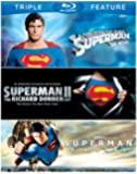 Superman: Movie / Superman II: Richard Donner Cut [Blu-ray]