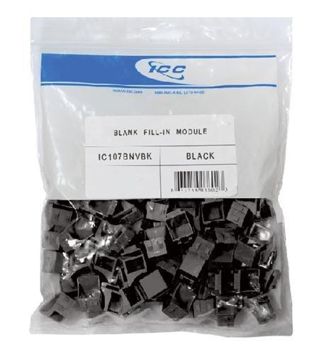 - Module- Blank 100 Pk Black
