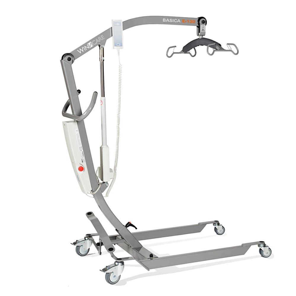 Grúa Eléctrica para pacientes E130 + armes ducha-Unidad: Amazon.es: Salud y cuidado personal