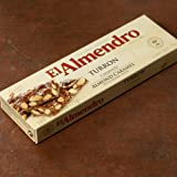 Almond Caramel Turron with Sesame Seeds (2.5 ounce)