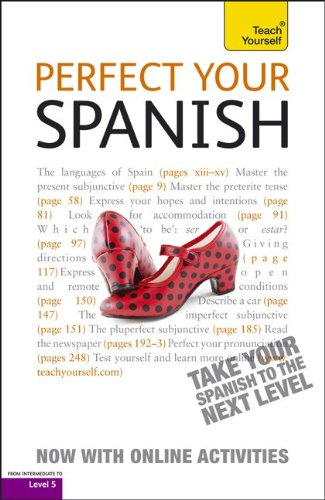 Perfect Your Spanish with Two Audio CDs: A Teach Yourself Guide (Teach Yourself Language)]()