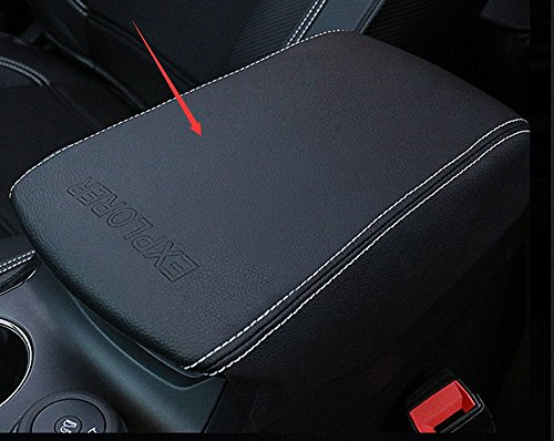 ford explorer console cover - 2