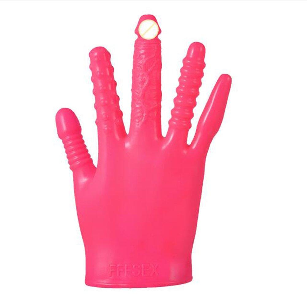 Iron fist velvet gloves