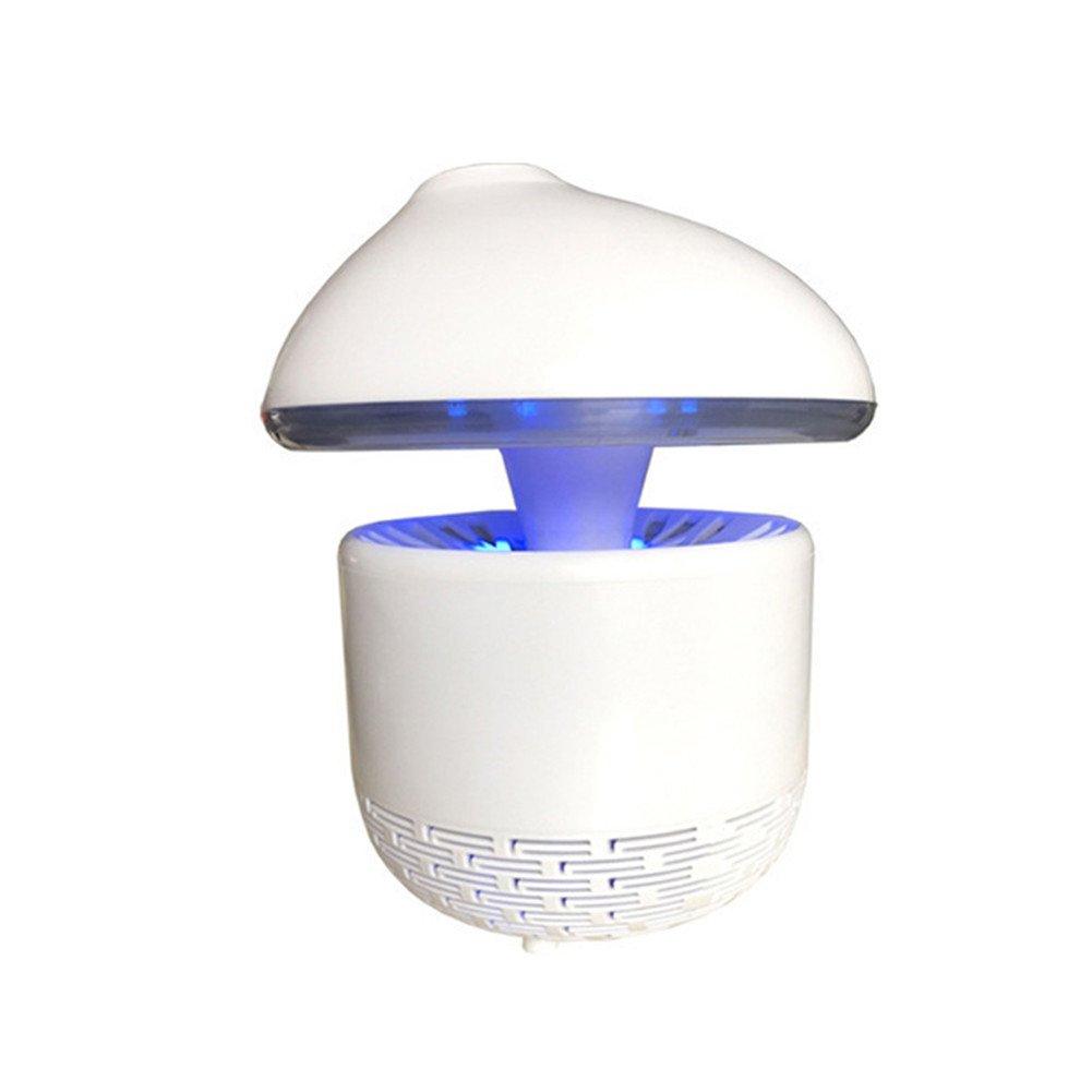 BEIGU USB Mosquito Killer Mosquitoes Catcher Non-toxic Mushroom lampFor Baby Pregnant Bedroom