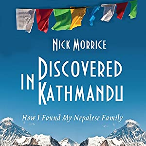 Discovered in Kathmandu Audiobook
