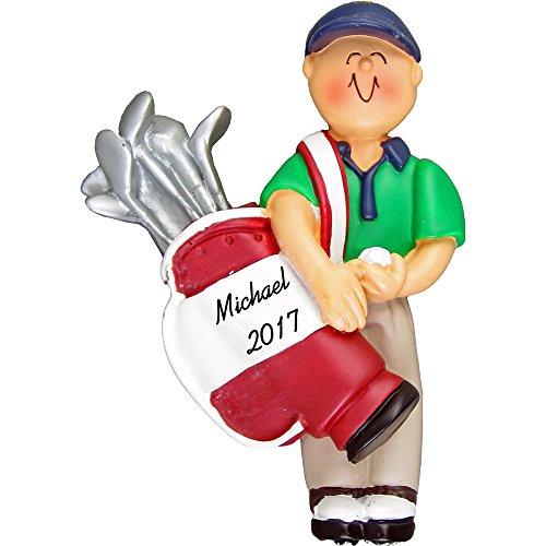 Golf Bag Ornament - 3
