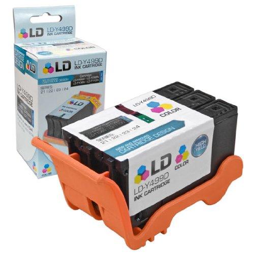 Y499D - Compatible Y499D (Series 21) Color Ink for Dell V313 and V313