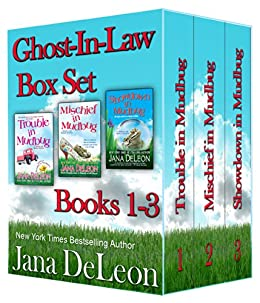 Ghost-in-Law Boxset (Ghost-in-Law Mystery/Romance Series) by [DeLeon, Jana]