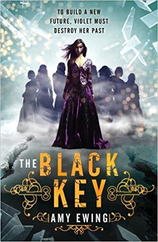 The Lone City 3: The Black Key (The Lone City Trilogy)
