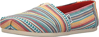 TOMS Women's Seasonal Classics Multi Blanket Stripe Loafer (B01H61PMNA) | Amazon price tracker / tracking, Amazon price history charts, Amazon price watches, Amazon price drop alerts