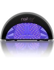 NailStar Professional 12W LED Nail Dryer Nail Lamp for...