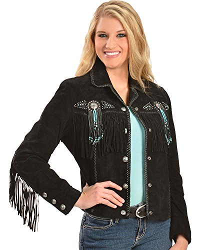 Leather Barn Jacket - 9