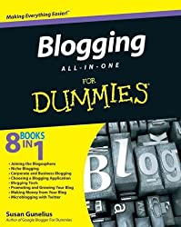 (Blogging All-In-One for Dummies) By Gunelius, Susan (Author) paperback Published on (06 , 2010)