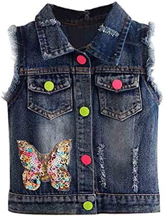 Mud Kingdom Sequin Butterfly Button down product image