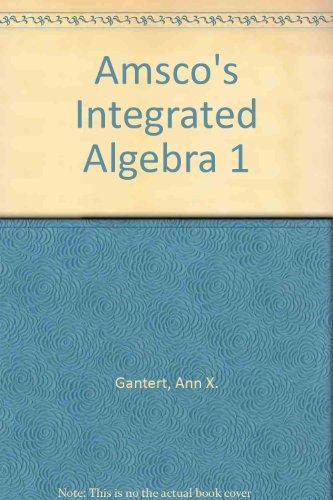integrated algebra 1 - 1