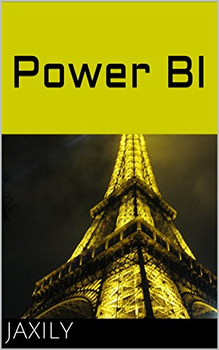 Jaxily Power BI Book