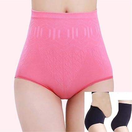 edf52f289e Amazon.com  MarshLing High Waist No Trace Women Control Panties ...