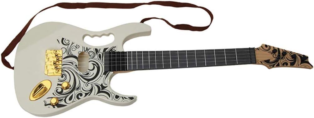 Guitarra Eléctrica imitación realista de 67 cm