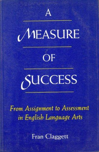 measured success writing assessment