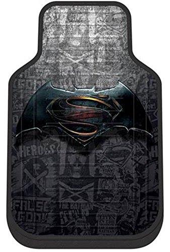 UPC 081134115921, Plasticolor 001592R01 WB Batman vs Superman Floor Mat