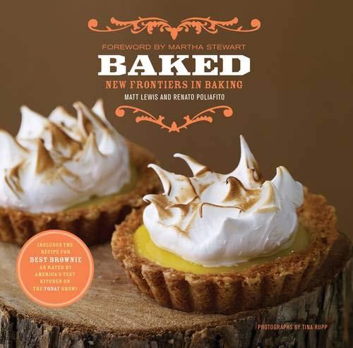 Baked: New Frontiers in Baking (Best Rice Crispy Cake Recipe)