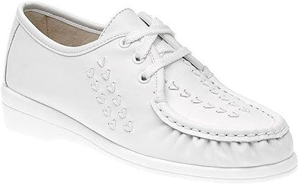6ccacc556d296 Women's Bonnie Lite Shoes,White,6 N