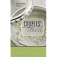NIV, Couples' Devotional Bible, Hardcover