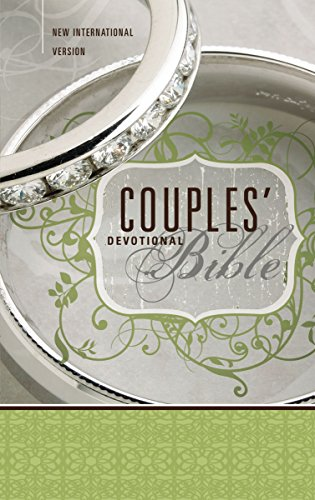 (NIV, Couples' Devotional Bible, Hardcover)