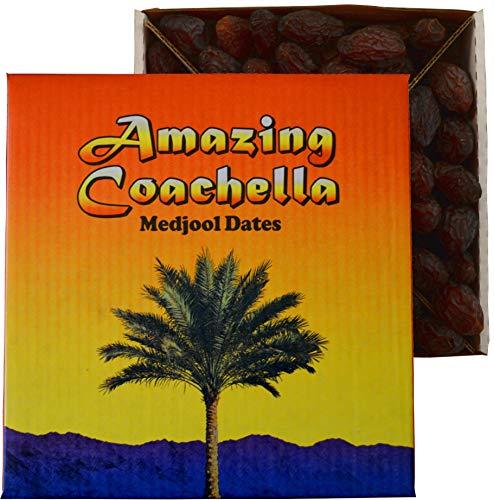 Amazing Coachella Medjool Dates, 5 Pounds