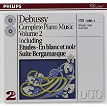 Debussy: Complete Piano Music Volume 2 (CD)