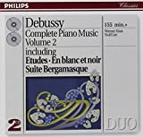 Debussy: Complete Piano Music, Vol. 2