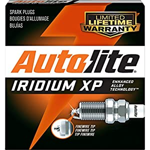 Autolite XP104 Iridium XP Spark Plug