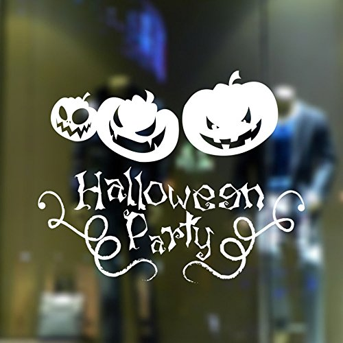 Halloween Hello Kitty Pumpkin Cut Out - OTTATAT Wall Stickers For Bedroom Boys