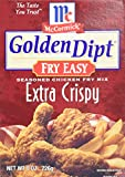 GOLDEN DIPT MIX FRY CHCKN XCRISPY, 8 OZ Pack of 2