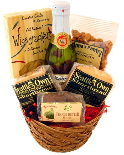 Snack Sampler 2 Gift Basket