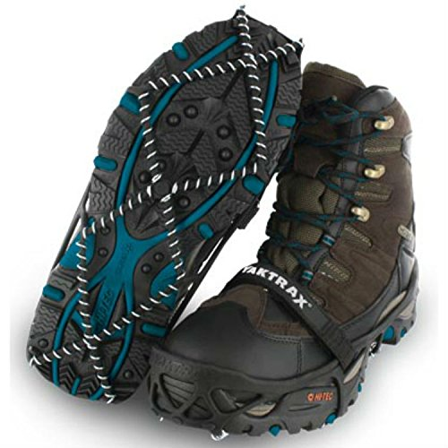 Yaktrax Pro Shoe Traction Hd Device For Shoes X Large Fits Men'S 14 & Woman'S 15.5 Blk (Yaktrax Pro Shoe Traction)